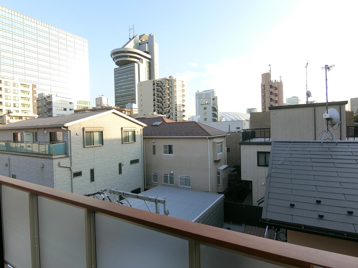 小石川テラス